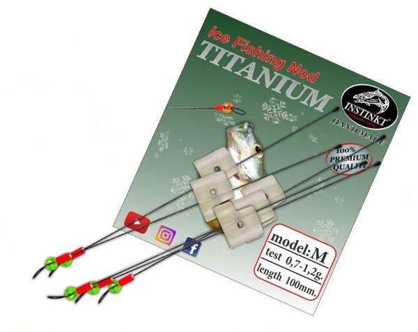 02 Кивок Титановый Instinkt M