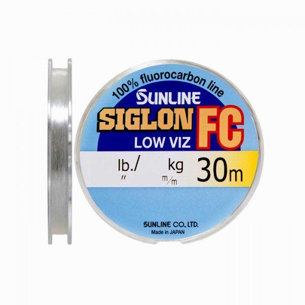 Fluorocarbon Sunline Siglon 30m 0.16