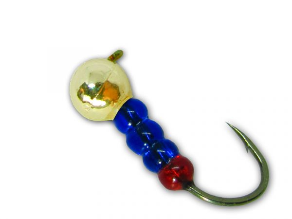 Вольфрамовая мормышка Instinkt Dolly золото - dg_05_3.5
