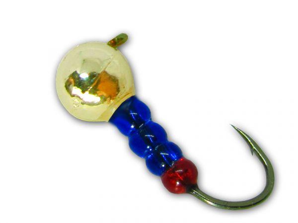 Вольфрамовая мормышка Instinkt Dolly золото - dg_05_4.6
