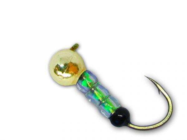 Вольфрамовая мормышка Instinkt Dolly золото - dg_06_3