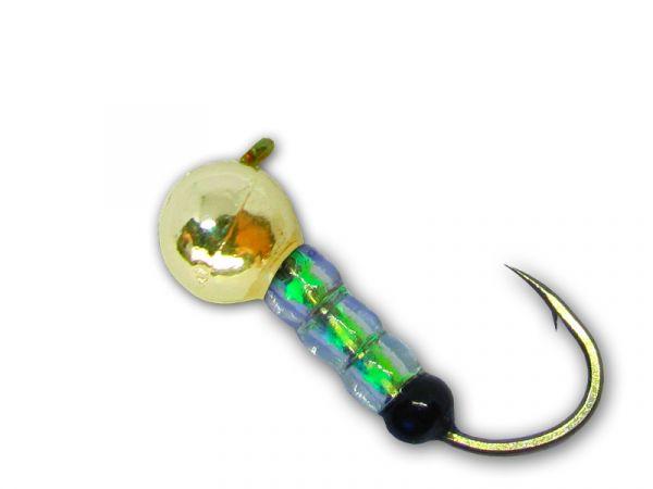Вольфрамовая мормышка Instinkt Dolly золото - dg_06_3.5