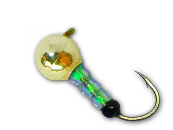 Вольфрамовая мормышка Instinkt Dolly золото - dg_06_4.6