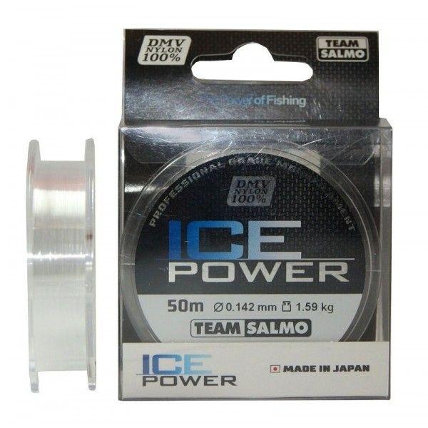Леска Team Salmo Ice Power 50м TS4924-020
