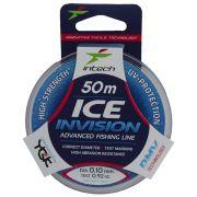 Леска Intech Invision Ice Line 0.10мм 50м