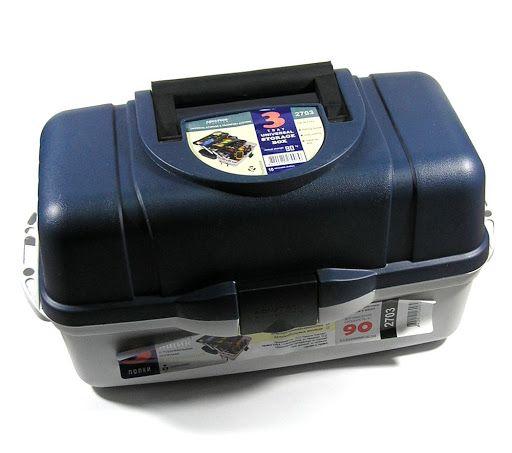 Ящик Aquatech 2703 3 полки