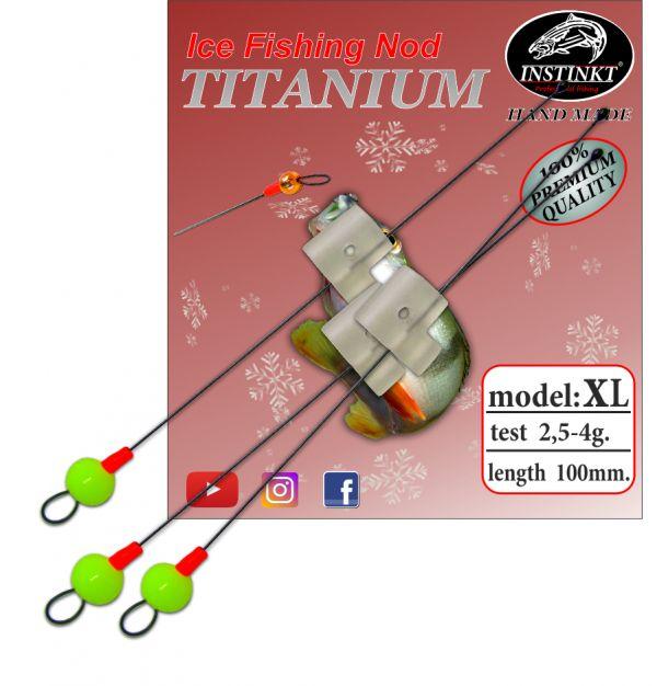 04 Кивок Титановый Instinkt XL