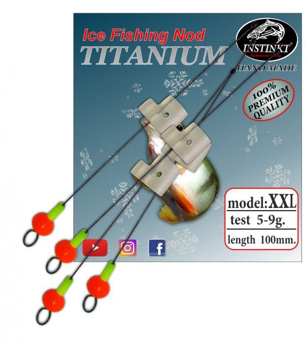 05 Кивок Титановый Instinkt XXL