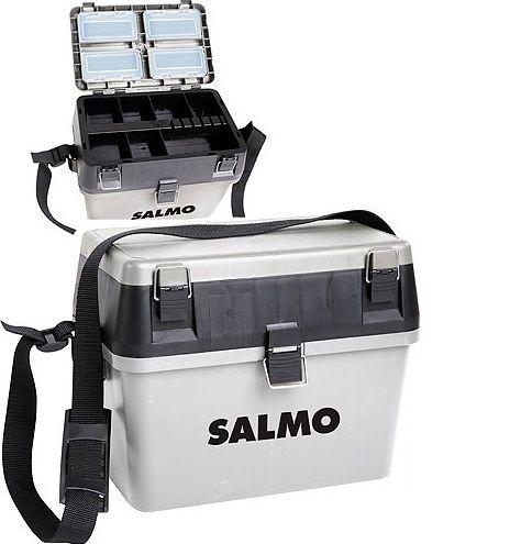 Ящик зимний Salmo 2070 низкий 38*24 h-29см
